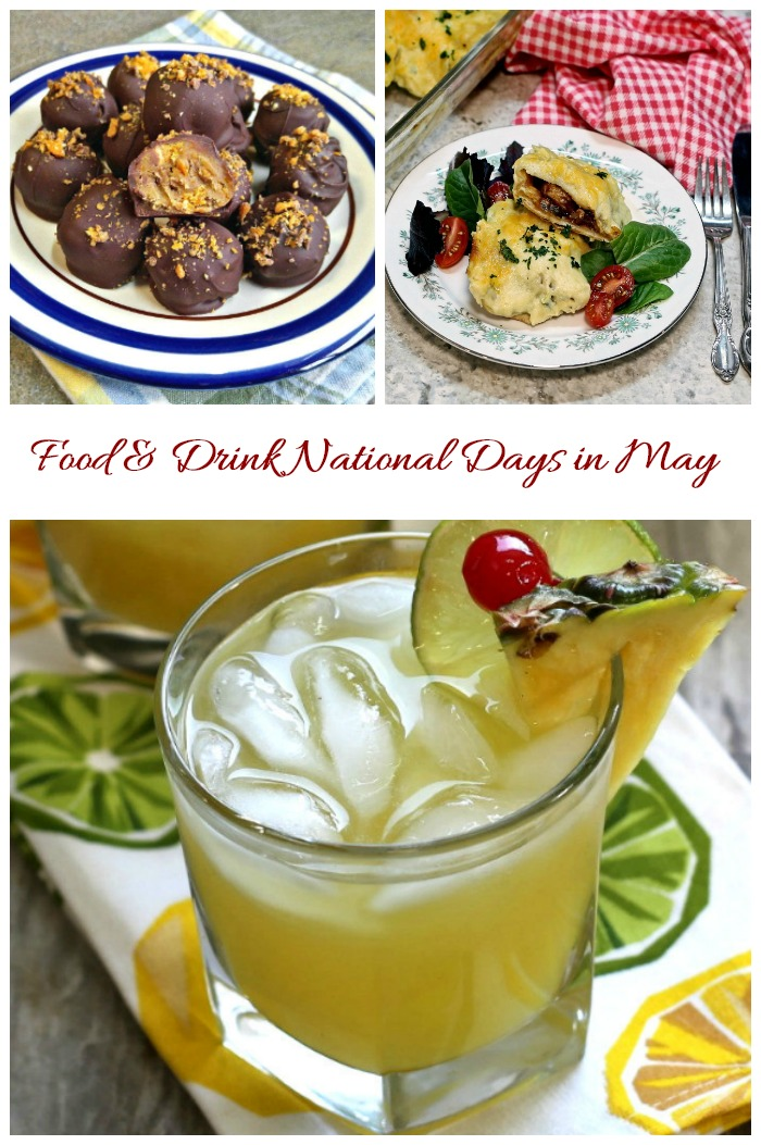 Food and Drink Days in the first two weeks of May
