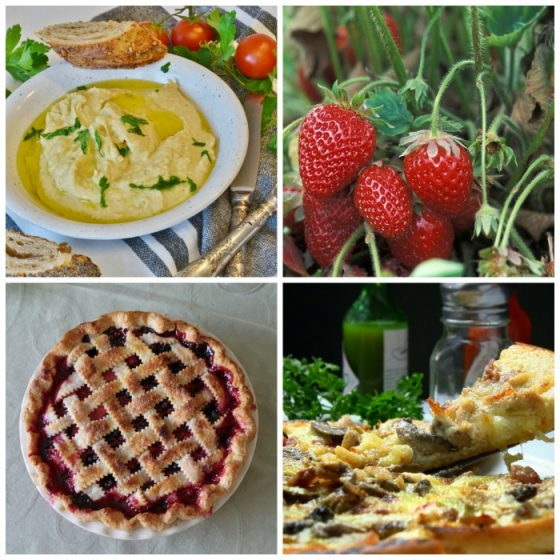 Food observances in May