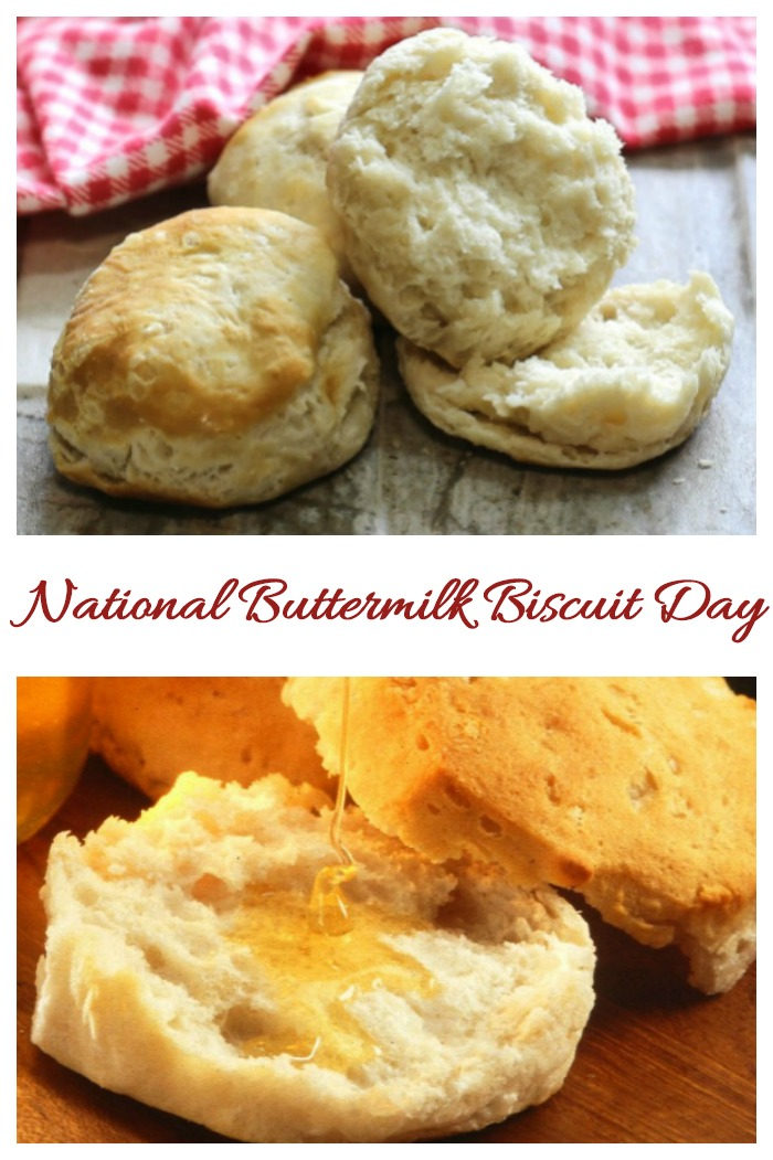 National Buttermilk Biscuit day is celebrated on May 14. Find out about the day and gets some tasty recipes