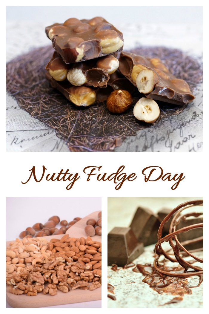 National Nutty Fudge Day is celebrated on May 12 every year. Get some fun fudge facts and tasty recipes to celebrate.