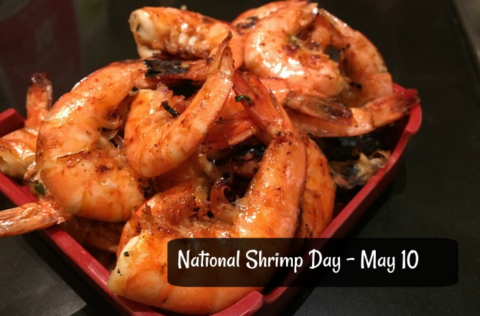 National Shrimp Day is May 10