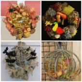 Wreath ideas for front door