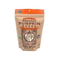 USA Grown Organic Lightly Salted Pumpkin Seeds By CB's Nuts (1 4oz Bag)