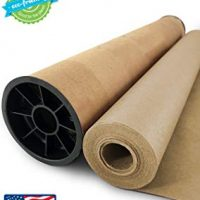 "Brown Kraft Paper Jumbo Roll - 30"" x 1200"" (100ft) with Durable Carry Tube 