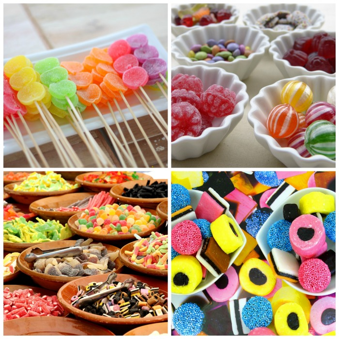 National Candy Day - celebrated annual on November 4