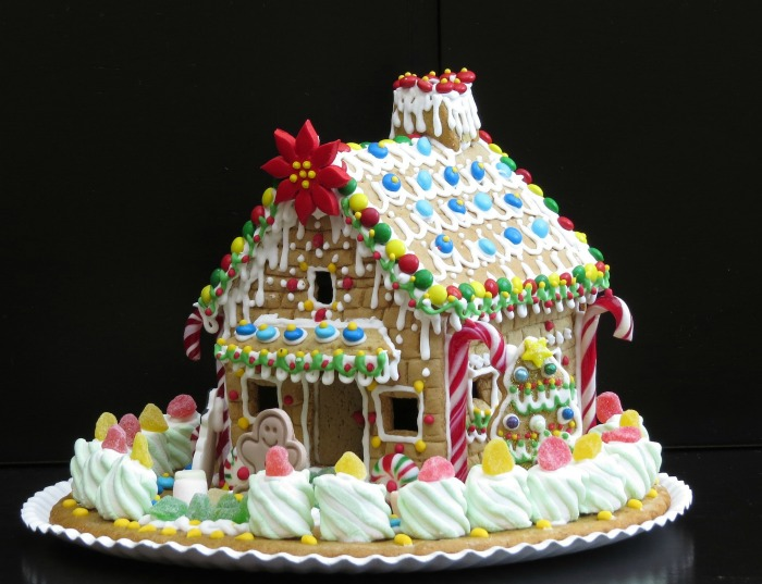 Gingerbread country store