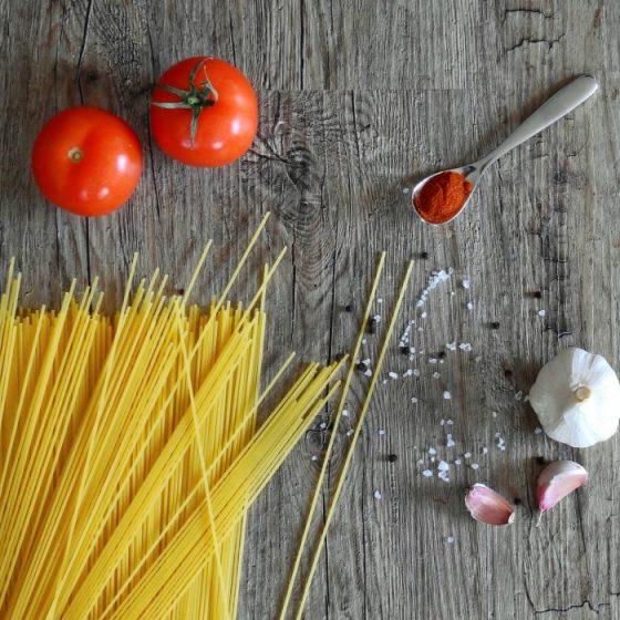 National Spaghetti days is January 4