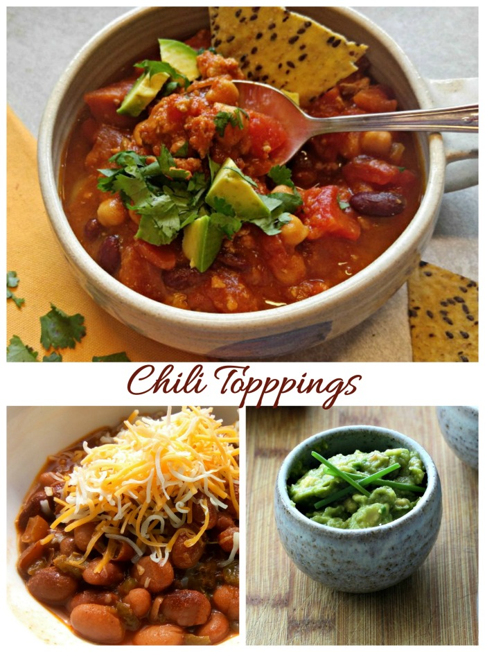 Take your chili recipe to the next level with one of these chili toppings