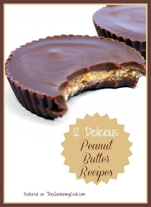 12+ Fabulous Peanut Butter Recipes