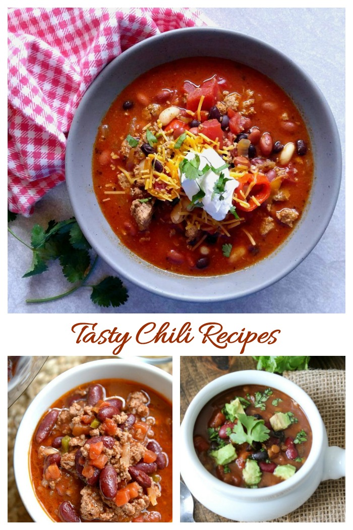 Chili is a very popular food for gatherings. Get a new idea or two with these delicious chili recipes.