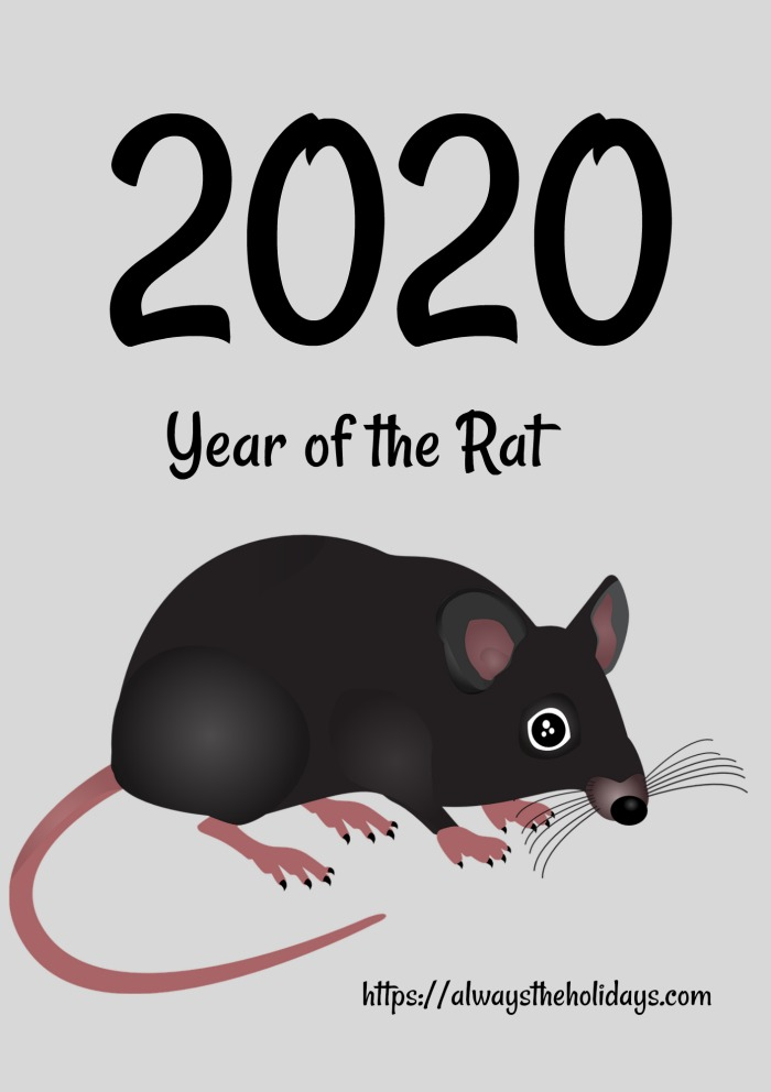 2020 is the year of the rat