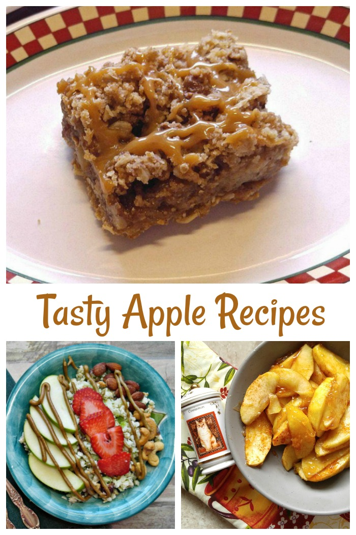These Tasty Apple recipes will end or start your meals with a delicious taste