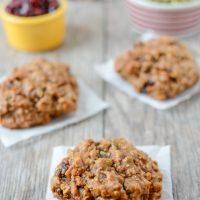 Sweet Potato Protein Cookies
