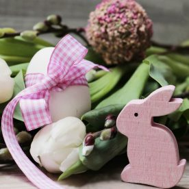 Easter farmhouse decor ideas