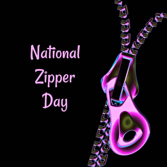National Zipper Day