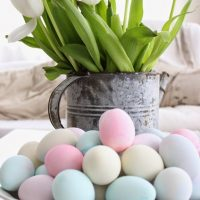 Tips for Creating an Easter Vignette