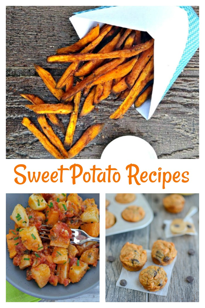 Sweet potatoes are versatile in recipes from snacks to side dishes and desserts. Check out these ideas.