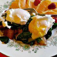 Paleo Sweet Potato Breakfast Stacks