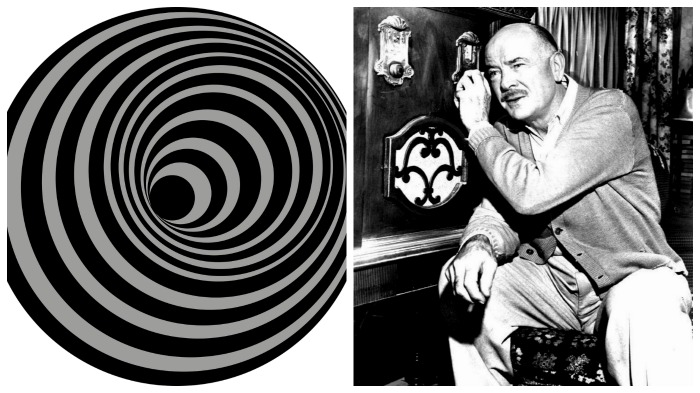 Dean Jagger and a black vortex