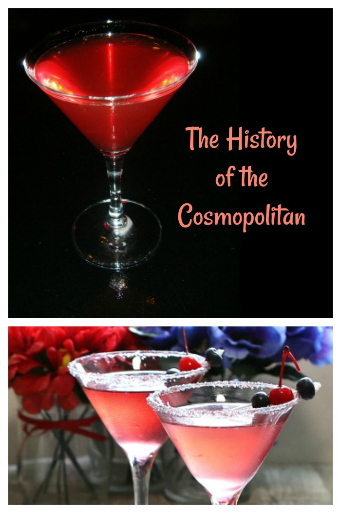 The history of the Cosmopolitan for National Cosmopolitan Day