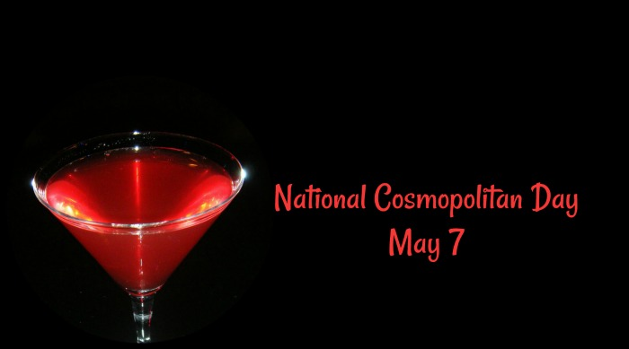 National cosmopolitan Day