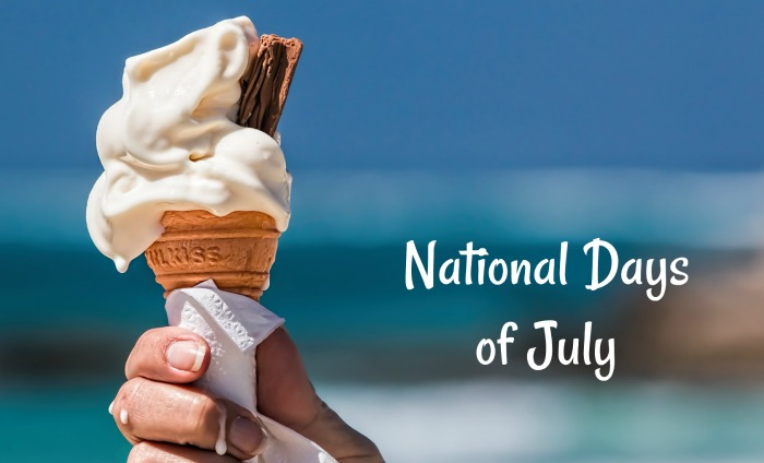 National Days of July