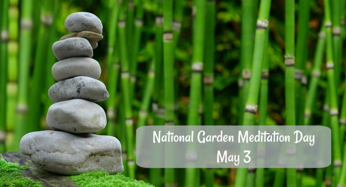 National Garden Meditation Day