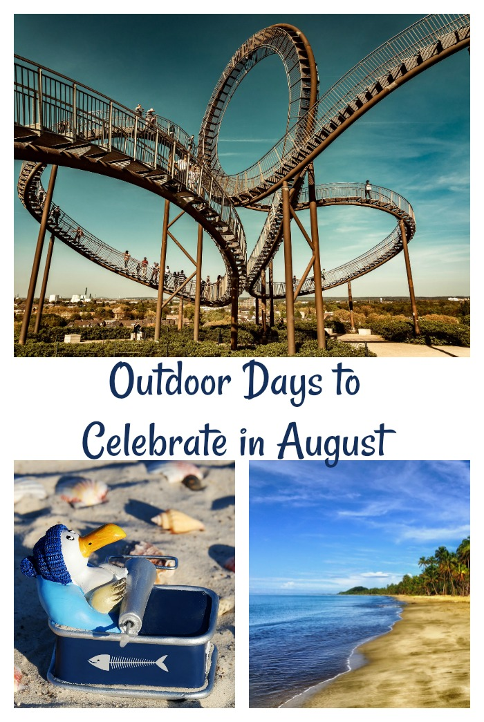 Celebrate the Outdoors in August