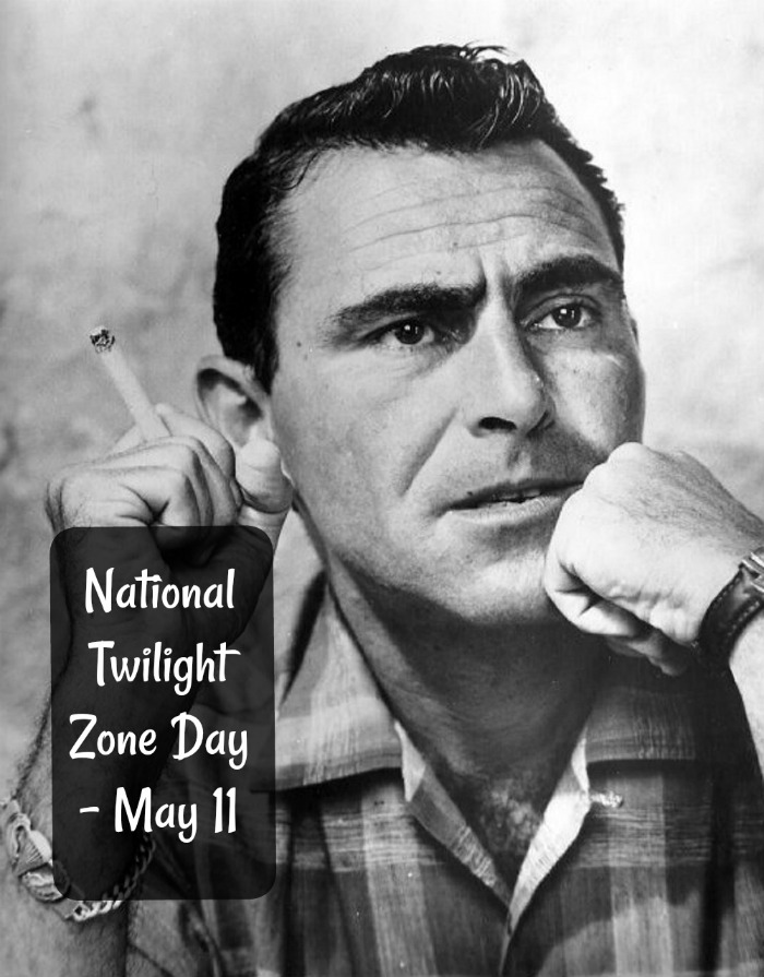 Find out about Rod Serling and The Twilight Zone