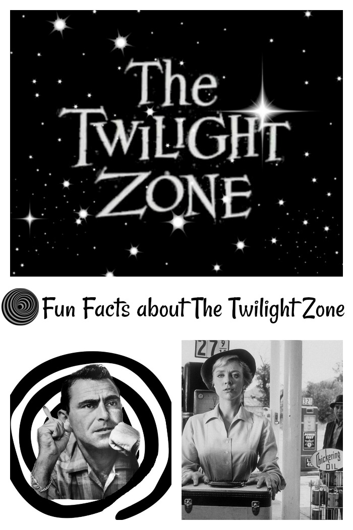 Step into another dimension with these fun facts about The Twilight Zone