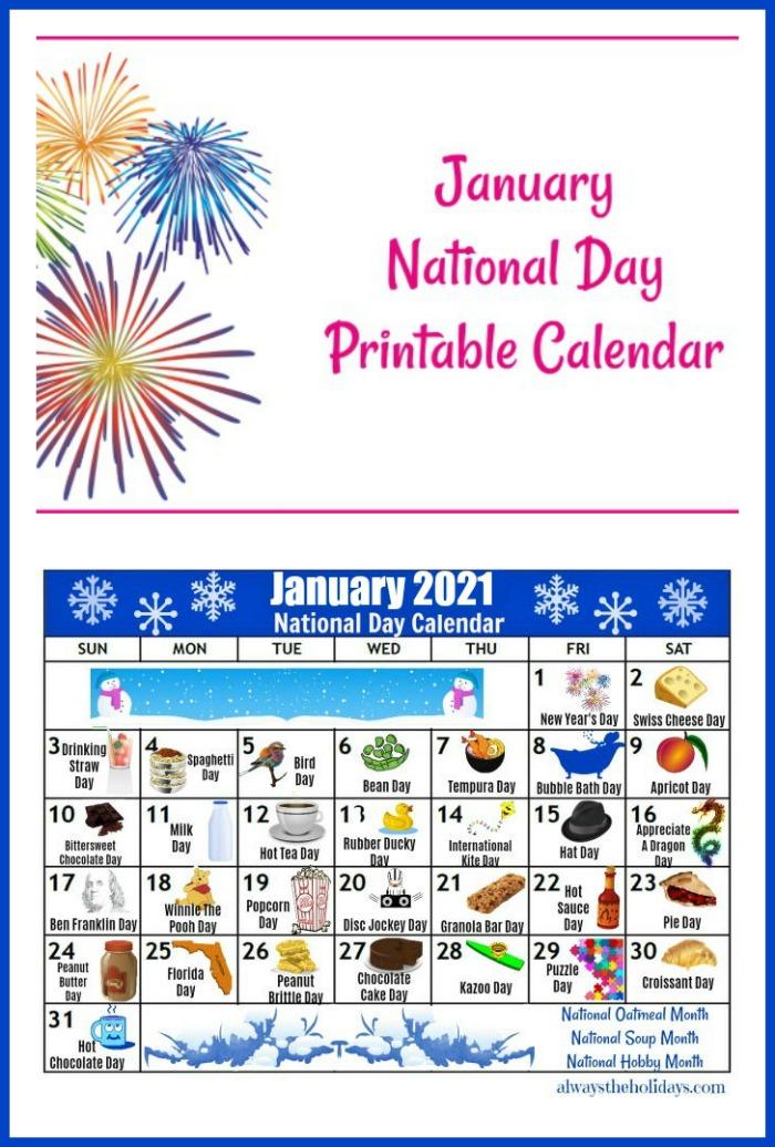 Photos of Nationals Calendar 2021