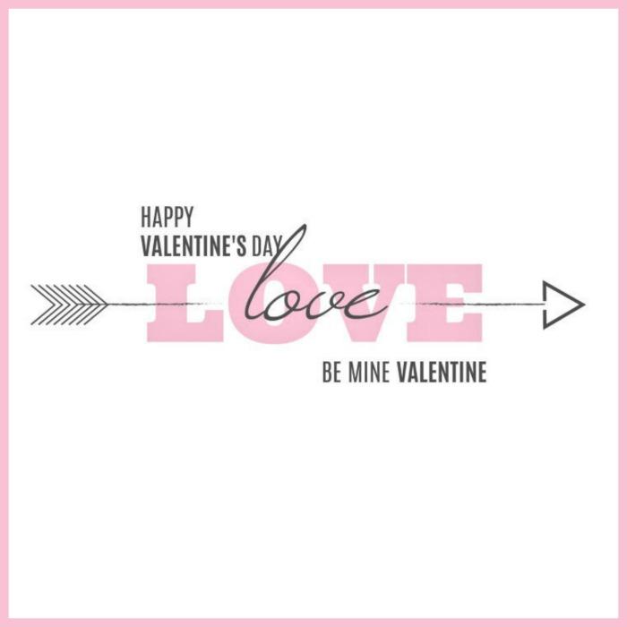 Happy Valentine's Day logo