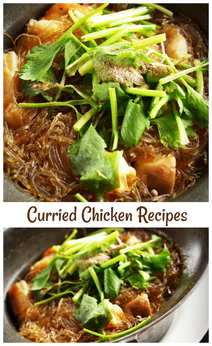 Curried Chicken Curry Recipes