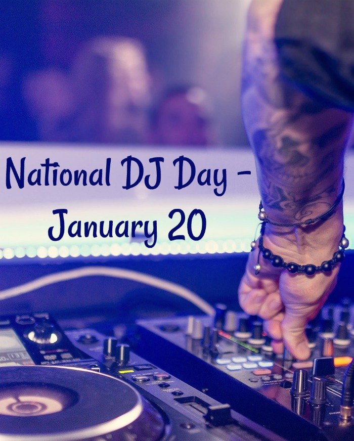 National DJ Day - Get some fun facts and the history of disc jockeys