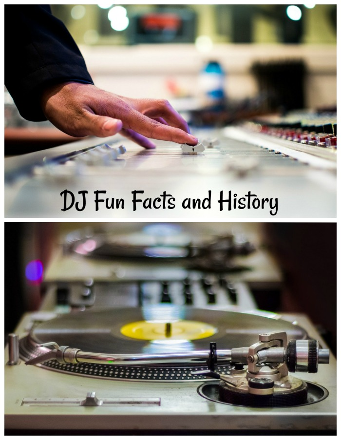 Fun facts and history of the DJ