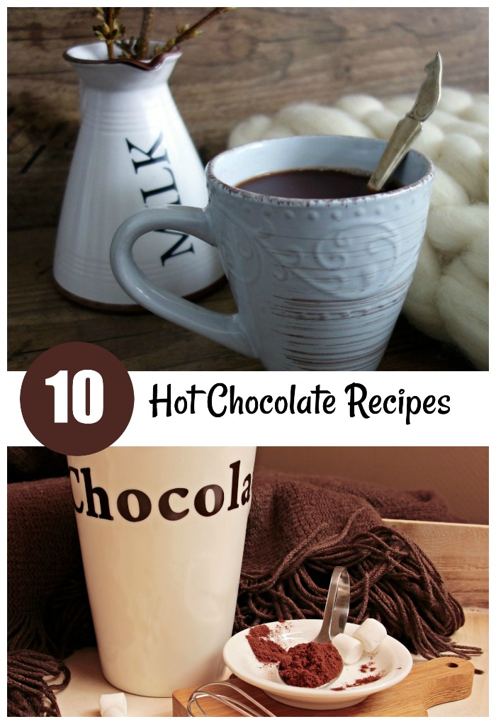 10 of my Favorite Hot Chocolate Recipes