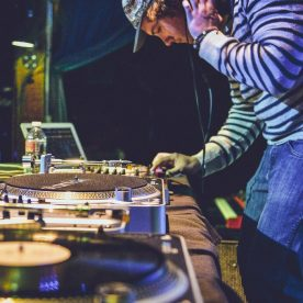 Disc Jockeys are also known as DJs