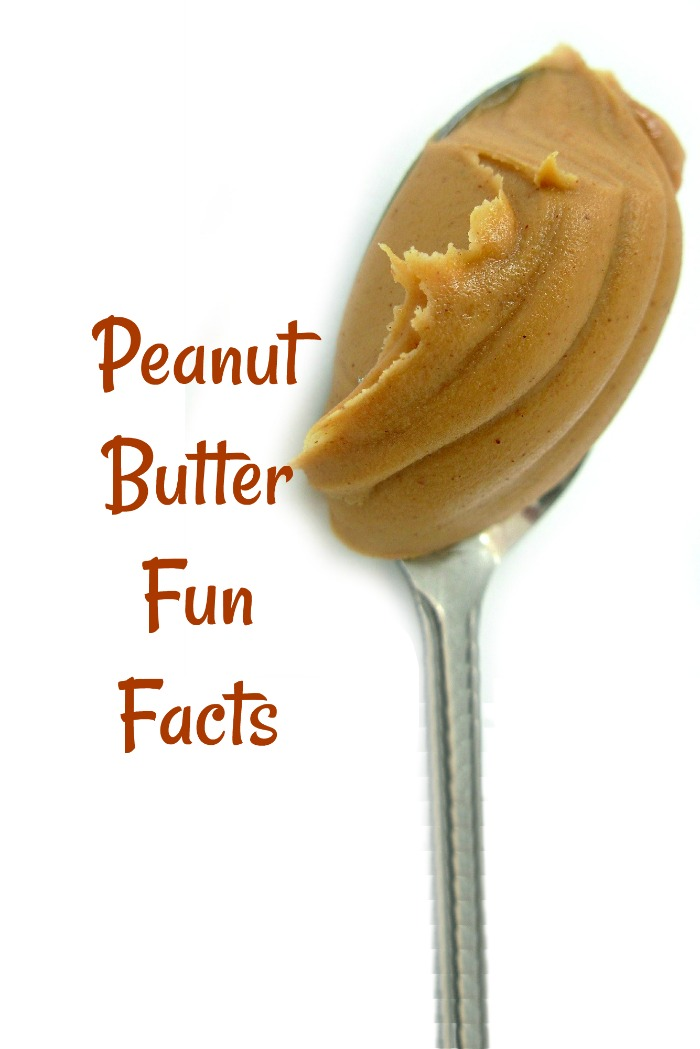 Peanut Butter Fun Facts