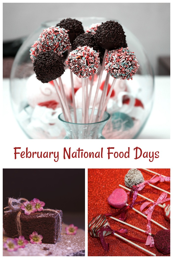 February national Food days
