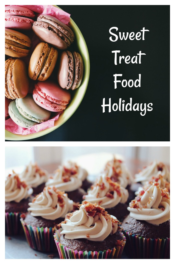 Food holidays to tempt your sweet tooth