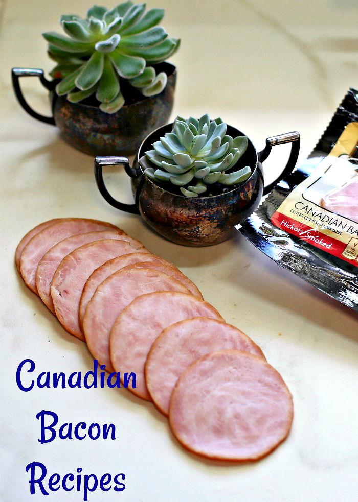 Canadian Bacon Recipes