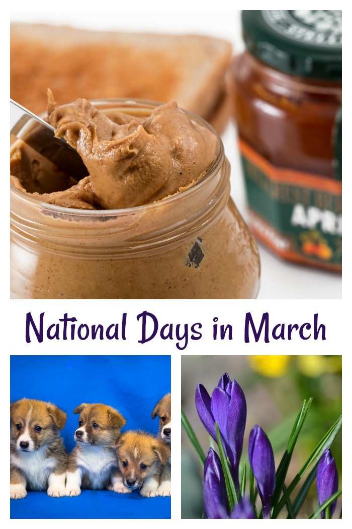 March National Days