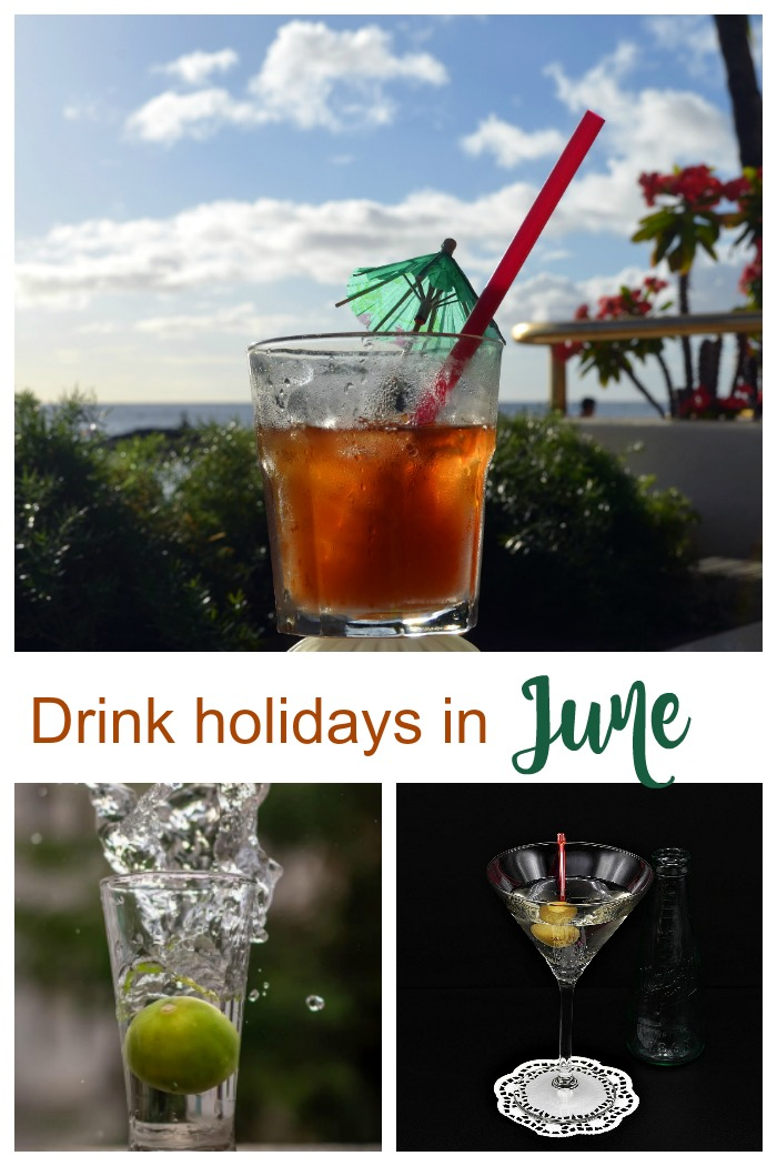 Drink Holidays in June