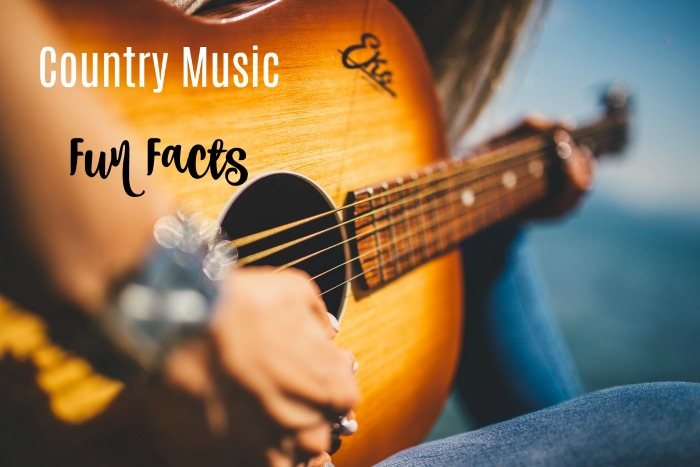 Country music fun facts