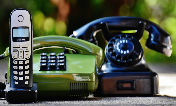 Landline phones to celebrate National Landline Telephone day