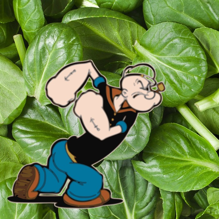 National Spinach Day is March 26