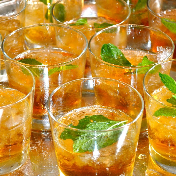 Traditional Mint Julep Recipe