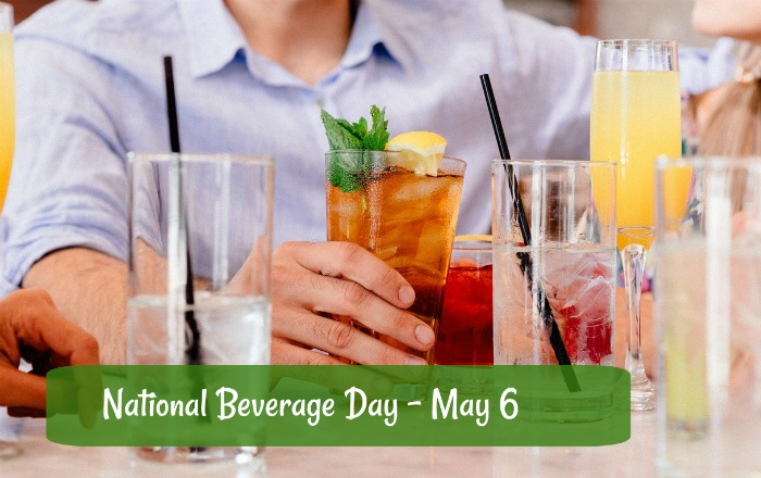 National Beverage Day is May 6