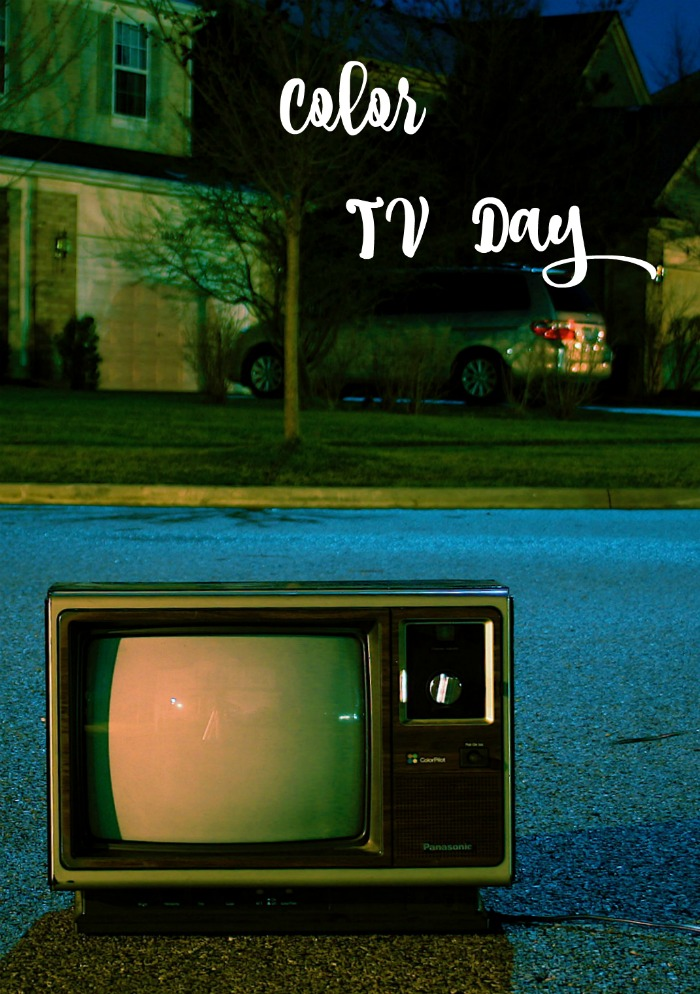 Color TV Day is June 25. Get some history and fun facts