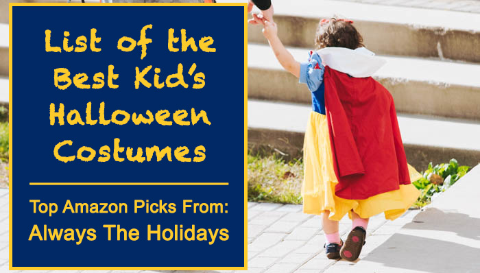 Picks Of A Cool Halloween Costumes 2020 Kids Halloween Costumes   The Best Amazon Picks of 2020